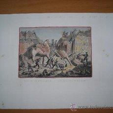 Arte: EXCAVACIONES ARQUEOLÓGICAS ASIRIAS DE KLORSABAD, J.L.RUDISUHLI RASEL, 1850. Lote 33337489