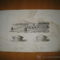 Arte: GRABADO LEMAITRE DIREXIT . Lote 34057357