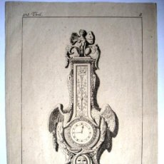 Arte: RELOJ - SIGLO XVIII . Lote 34060185