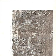 Arte: 2842. PANAMA: HABITANTES DE DARIEN. Lote 34662770