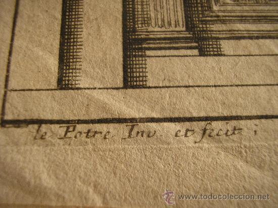 Arte: Porte Cochère - Jean Lepautre - cerca 1656\1657 - Foto 3 - 34921665