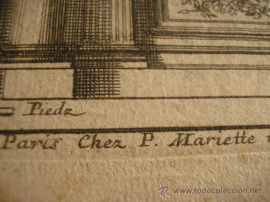 Arte: Porte Cochère - Jean Lepautre - cerca 1656\1657 - Foto 2 - 34921665