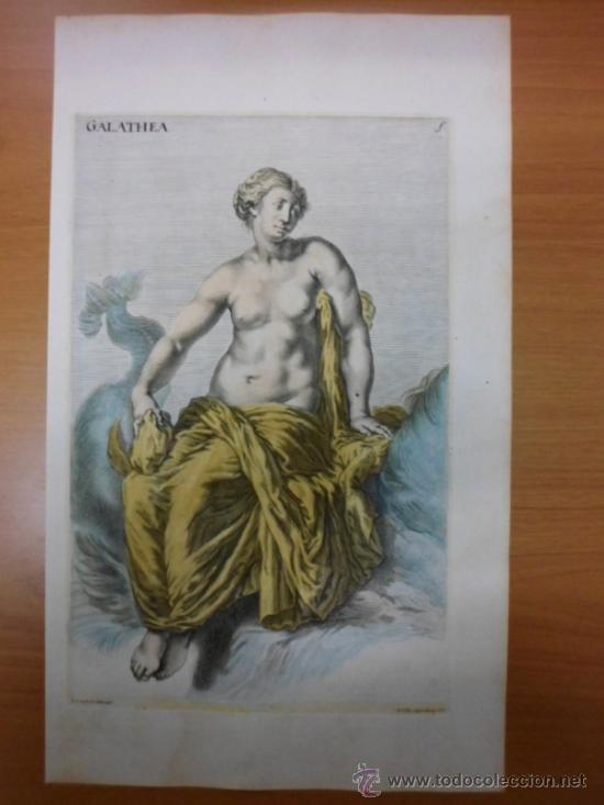 Arte: Galathea, Sandrat, 1679 - Foto 2 - 35197430