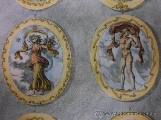 Arte: Dioses griegos, Sandrat, 1679 - Foto 5 - 35209726