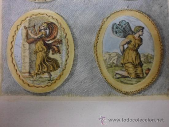 Arte: Dioses griegos, Sandrat, 1679 - Foto 6 - 35209726