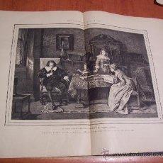 Arte: GRABADO 1878 - EXPOSICIÓN UNIVERSAL DE PARÍS EN 1878. Lote 35457728