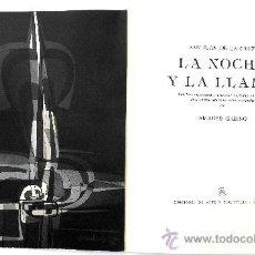 Arte: AMADEO GABINO / SAN JUAN DE LA CRUZ: LA NOCHE Y LA LLAMA, PORTFOLIO CON 13 AGUAFUERTES Y AGUATINTAS. Lote 35588925