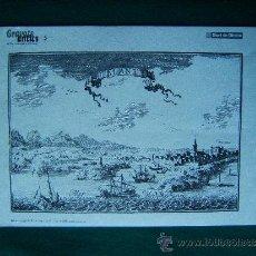 Arte: BLANES - (SEGLE XVII) - AUTOR A. D. PEREL - BIBLIOTECA DE CATALUNYA - 24X34 CM. - AÑO 1999. Lote 195191203