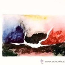 Arte: GRABADO DE COLORES .- MEDIDAS 6X9. Lote 36116396