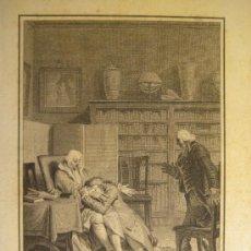 Arte: GRABADO. JENNI DE VOLTAIRE. 1804. Lote 36240790