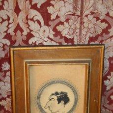 Arte: O1-045 DIVERTIDA CARICATURA - FIRMADA GORDI - AÑOS 30. Lote 36608219