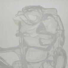 Arte: ENRIC CORMENZANA (BARCELONA 1948-2011) GRABADO GOFRADO 56X76 FIRMADO LÁPIZ Y NUMERADO. Lote 37973039