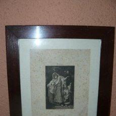 Arte: GRABADO - SOBRE OBRA DE M DIAZ - LE BRACELET. Lote 38783395