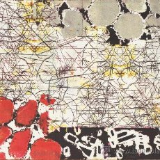 """Arte: JOSÉ LUIS ALEXANCO.- """"BAAL"""" (GRABADO) (VER FOTOS ADICIONALES). Lote 39208524"""