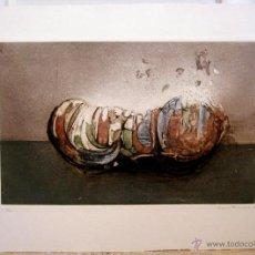 Arte: AGUAFUERTE 1980 LUCIO MUÑOZ. Lote 39980960