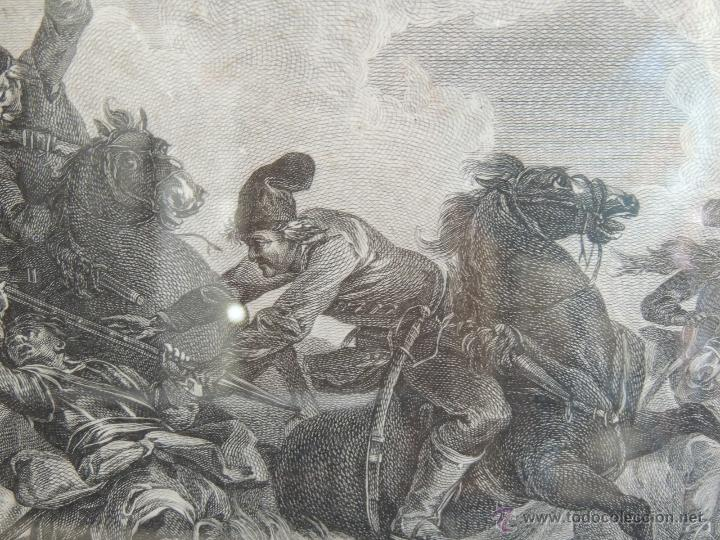 Arte: GRABADO DEL SIGLO XVIII FIRMADO POR AUG QUERFURT (1696-1761) - Foto 10 - 40211220