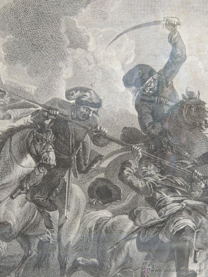 Arte: GRABADO DEL SIGLO XVIII FIRMADO POR AUG QUERFURT (1696-1761) - Foto 11 - 40211220