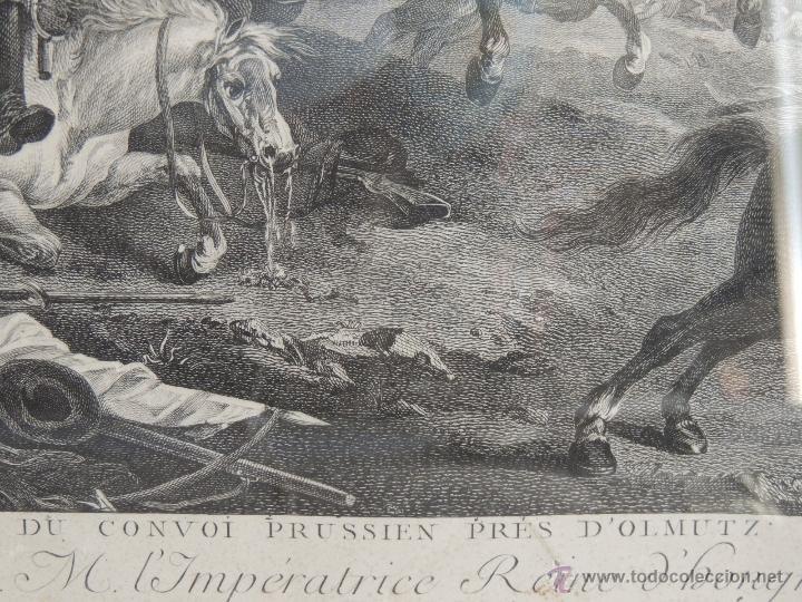 Arte: GRABADO DEL SIGLO XVIII FIRMADO POR AUG QUERFURT (1696-1761) - Foto 12 - 40211220