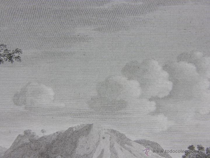 Arte: grabado Col de Balaguer Catalunya LLeida Ligier Delineavit Olimpe neveu Sculp - Foto 14 - 40479092