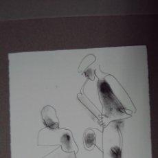 Arte: GRABADO CALCOGRAFICO DE ANDREU ALFARO, FIRMADO Y NUMERADO. Lote 40635215