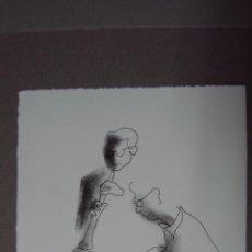 Arte: GRABADO CALCOGRAFICO ANDREU ALFARO -FIRMADO Y NUMERADO. Lote 40635283