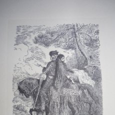 Arte: GRABADOS DE DORE, CARPETA SERIE LIMITADA, COSTUMBRISTA. Lote 41510377