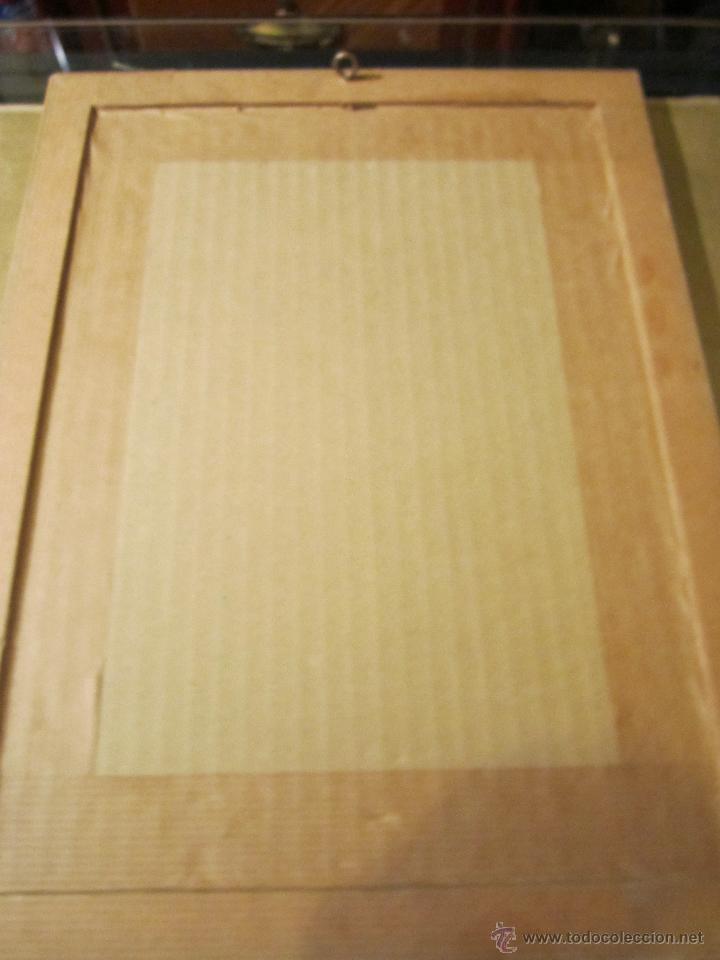 pequeño grabado enmarcado. medida: 7 x 11,5 cms - Comprar Grabados ...