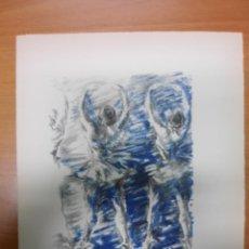 Arte: BAILARINAS DE BALLET, 1946, FRANCOIS BARETTE. Lote 42330546