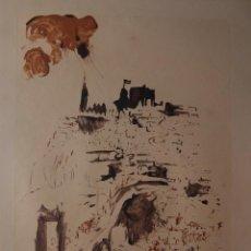 Arte: DALI, S. (1904-1989). TOLEDO. FIRMADO, FECHADO Y NUMERADO (29/100). AF 64-2B. ML 98.. Lote 42778012