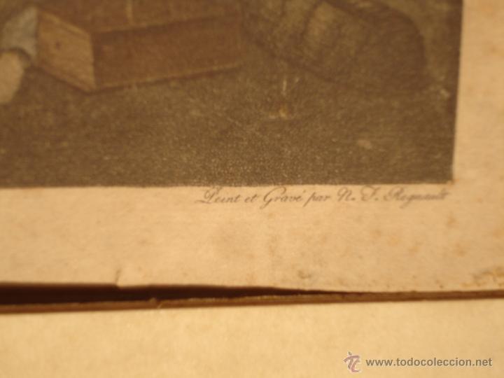 Arte: REGNAULT NICOLAS FRANCOIS( LA NUIT) 1746-1810 - Foto 3 - 43243069
