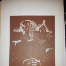 Arte: CARPETA CON SEIS GRABADOS DEL PINTOR JUAN ANTONIO ALDA . Lote 43268603