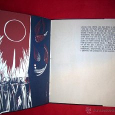 Arte: POESIA J. V. FOIX - GRAVATS GRAU GARRIGA - 1967 - (LINOGRAVATS). Lote 43400453