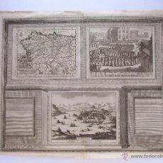 Arte: GRABADO AL COBRE - SIGLO XVIII. Lote 43878191