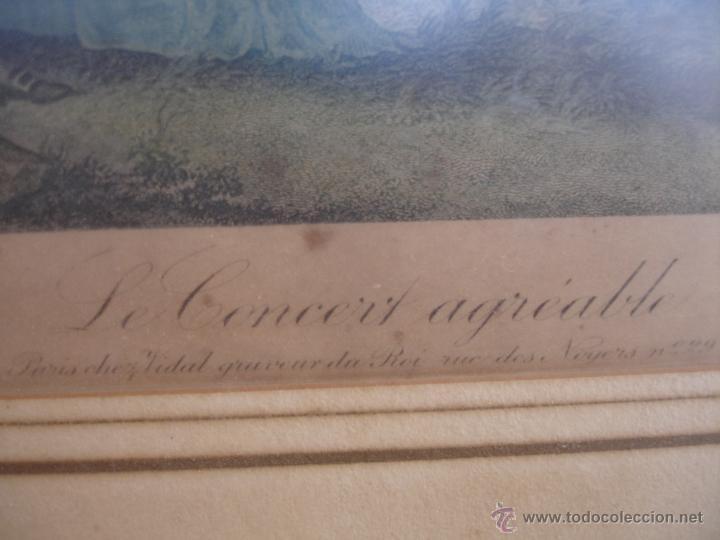 Arte: GRABADO A COLOR SIGLOXVII GRABADO C.VARIN - Foto 5 - 43917122