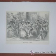 Art - FIESTA POPULAR, ALICANTE. Costumbres españolas. - 44906391