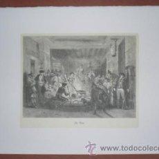 Art - LA VENTA. Costumbres españolas. - 44906467