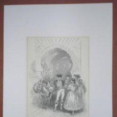 Kunst - AGUADOR DE GRANADA. Costumbres españolas. - 44906506