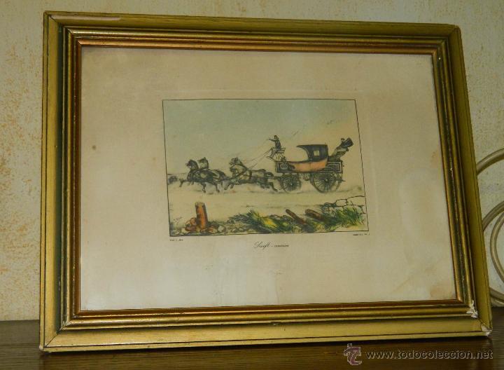VICTOR J. ADAM 1851 LONDRES Nº3 (Arte - Grabados - Modernos siglo XIX)