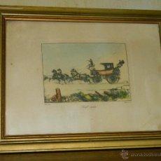 Arte: VICTOR J. ADAM 1851 LONDRES Nº3. Lote 45318736