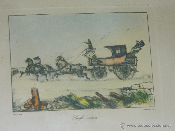 Arte: VICTOR J. ADAM 1851 Londres nº3 - Foto 6 - 45318736