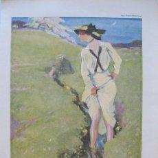Arte: FOTOLITOGRAFIA MODERNISTA ALEMANA II,1914. PAUL RIETH Y K. ARNOLD. Lote 45549682