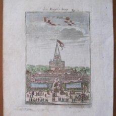 Castillo de San Angelo, Roma.1685. Mallet