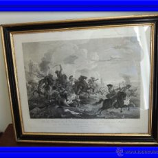 Arte: GRABADO DEL SIGLO XVIII FIRMADO POR AUG QUERFURT (1696-1761). Lote 40211220