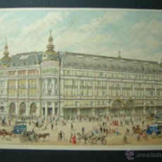 Arte: GRABADO A COLOR - HACIA 1860 - IMP. CHAIX - PARIS - J. BONNIER. Lote 46179895