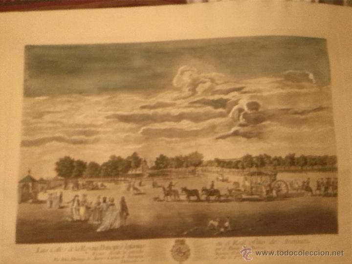JOAQUIN BALLESTER GRABADO 1775 ORIGINAL (Arte - Grabados - Antiguos hasta el siglo XVIII)