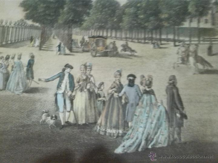 Arte: Joaquin Ballester grabado 1775 original - Foto 4 - 46404042