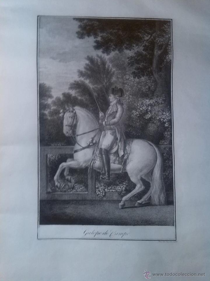GRABADO DE ENGUIDANOS ORIGINAL (Arte - Grabados - Antiguos hasta el siglo XVIII)