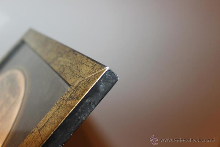 Arte: Lámina o grabado enmarcado de la revista Journal des Demoiselles - Foto 5 - 46491210