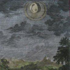 Astronomía celestial, vista de Venus.1685.Mallet