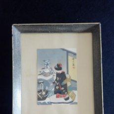 Arte: GRABADO JAPONES. Lote 47419530